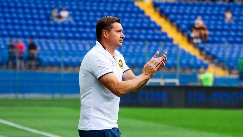 Андрій Демченко Працювати без мяча завжди важко