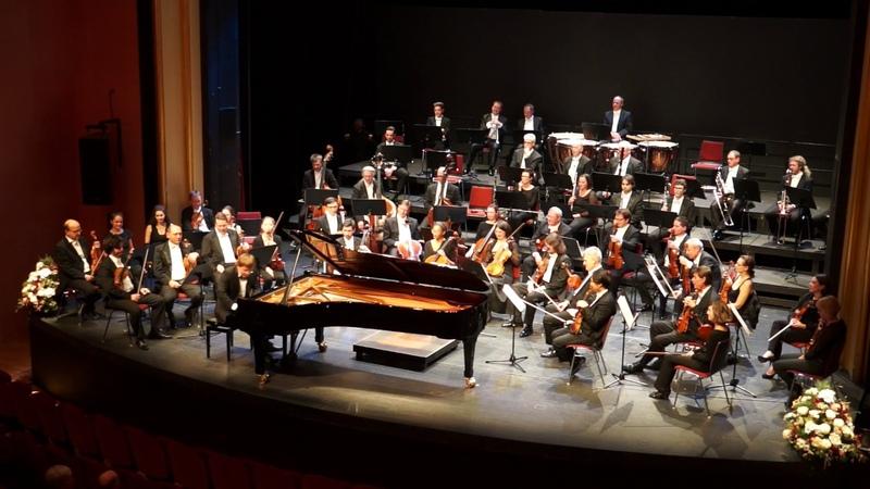 György Kurtág Hommage an Tschaikowski Filippo Gorini Klavier