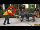 TOP 5 - EXTREMELY BRUTAL CHAIR PULLING PRANK ON GIRLS | IN INDIA | 2018 EDITION [GONE WORNG]