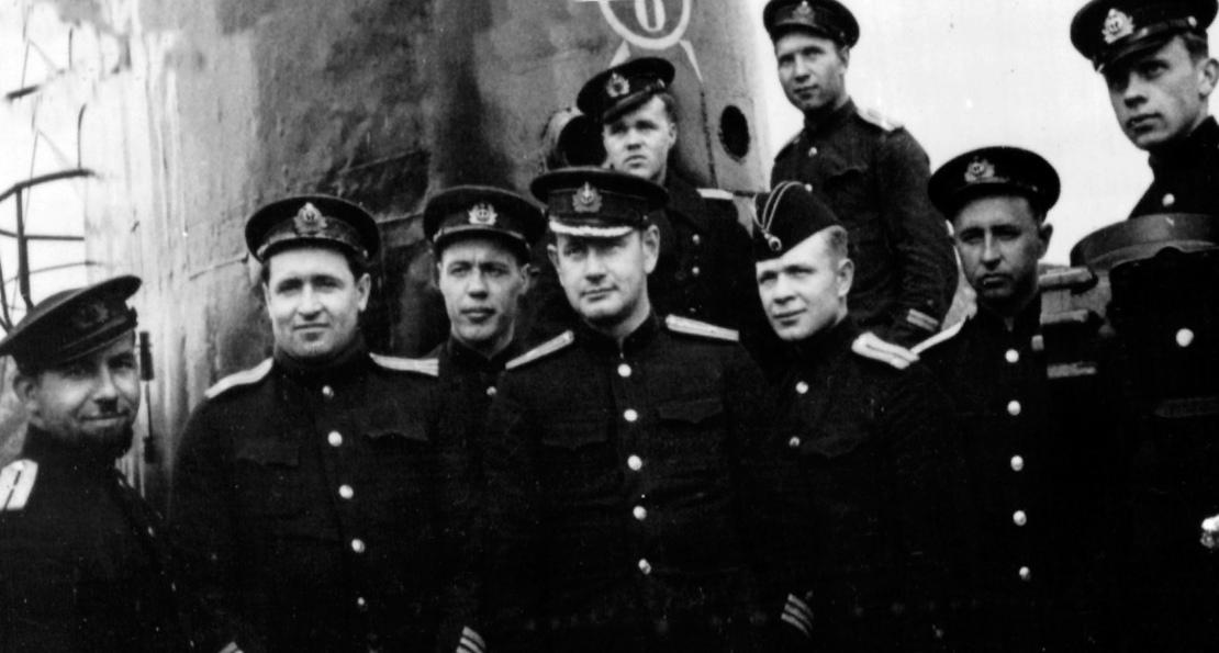Щедрин и экипаж