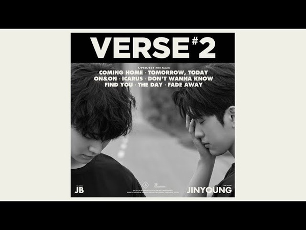 [CLEAN INSTRUMENTAL] JJ Project - Tomorrow, Today (내일, 오늘)