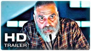ПОЛНОЧНОЕ НЕБО Русский Трейлер #1 (2020) Джордж Клуни Netflix Movie HD
