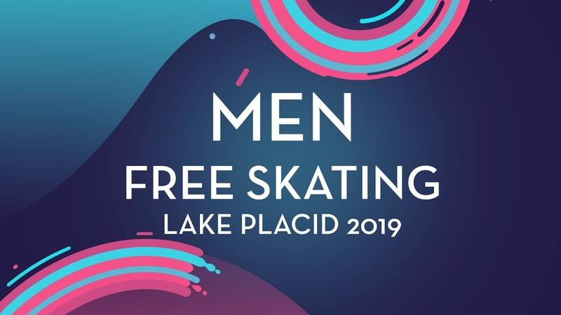 Shun Sato (JPN)| Men Free Skating | Lake Placid 2019