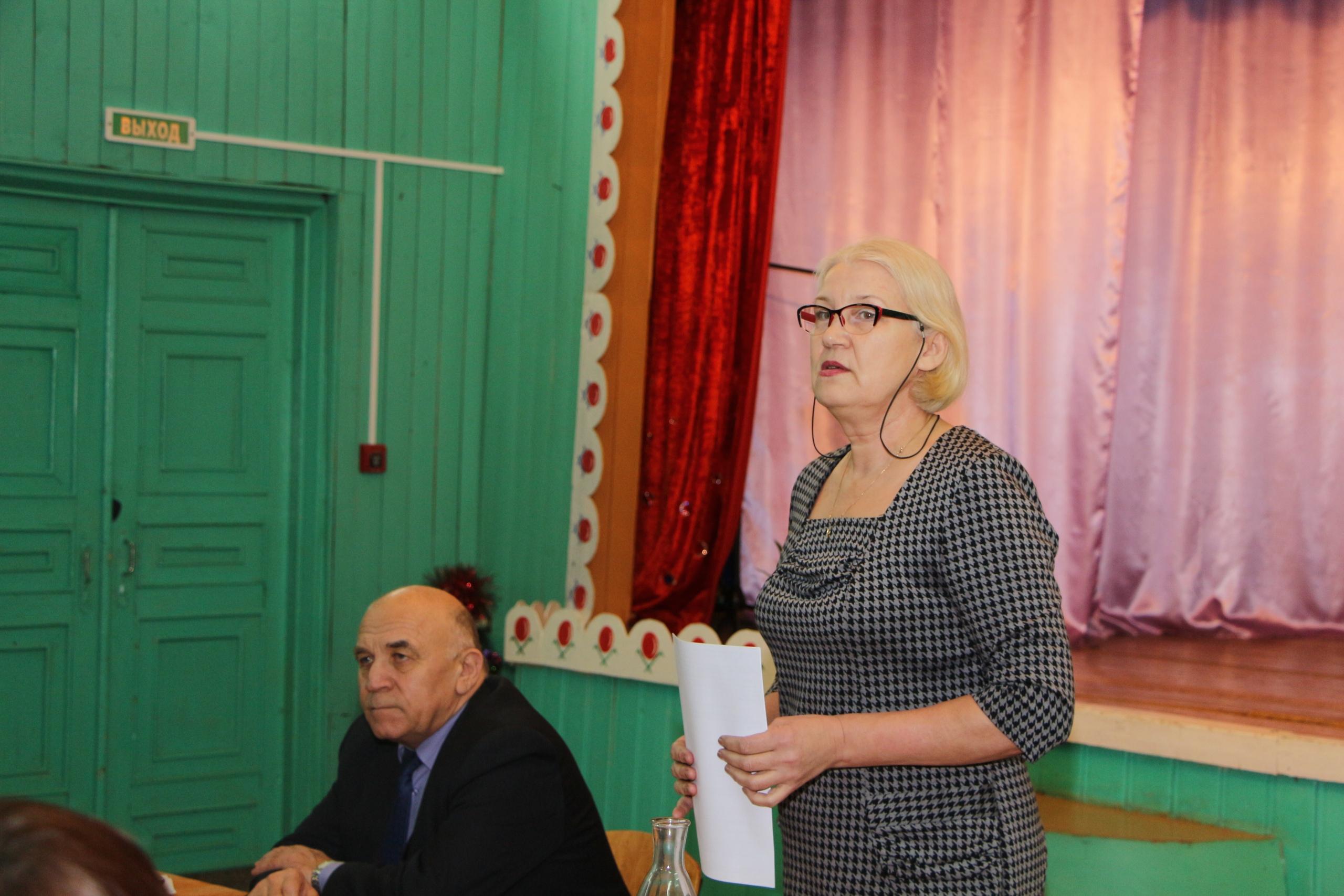 Николай Жилин провел встречу с жителями села Большая Пучкома