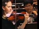 Hilary Hahn: Beethoven Violin Concerto (3/5) Larghetto