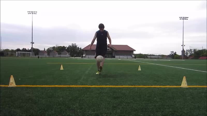 Soccer Drills To Improve Ball Control1