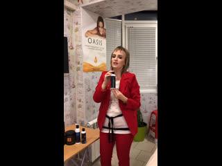 Видеообзор на уходовые крема от Riabinova