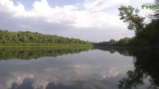 """Неподалеку от Самары располагается один из старейших лагерей региона, где отдыхают туристы-""""дикари"""""""