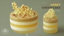 노오븐45432젤라틴! 허니 치즈케이크 만들기 : No-Bake No-Gelatin Honey Cheesecake Recipe : はちみつレア12