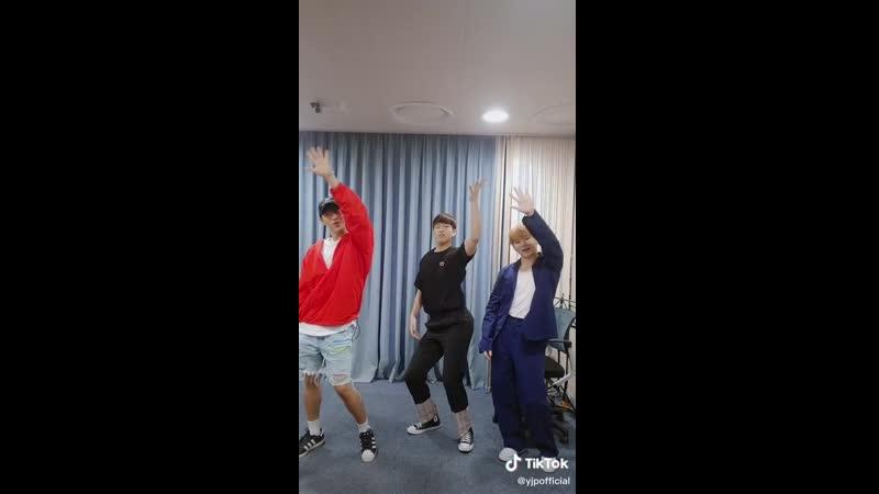 200704 Обновление TikTok Ю Джэпиля комедиант