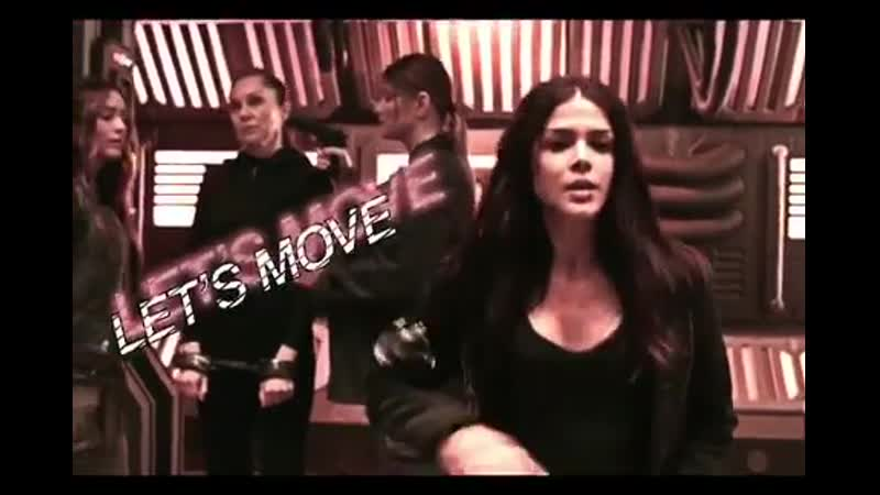 Octavia blake | carries the show on her back