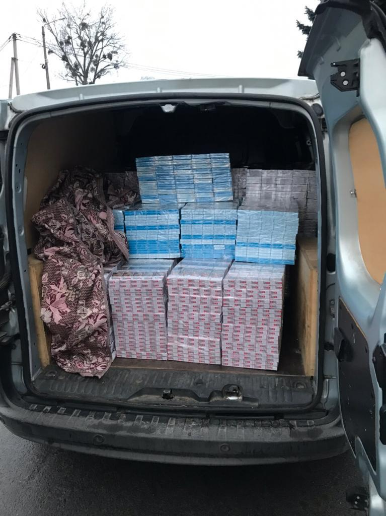 Контрабанду сигарет из Беларуси задерживают не только в Польше. Это проблема и для Украины