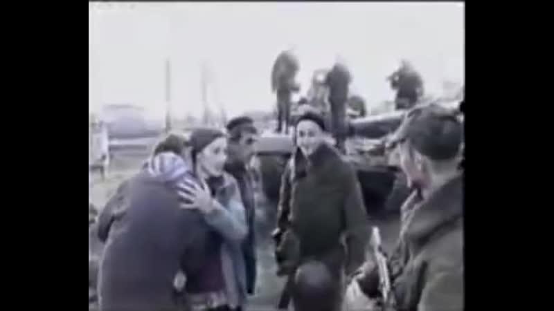 18 зверства российских имперских оккупантов в Чечне 1999