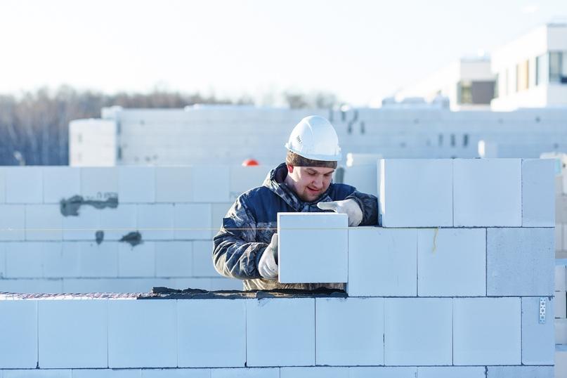 Отчет о ходе строительства, ЖК «Ожогино» январь 2020, изображение №4
