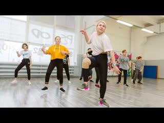 Мастер-классы в школе танцев .