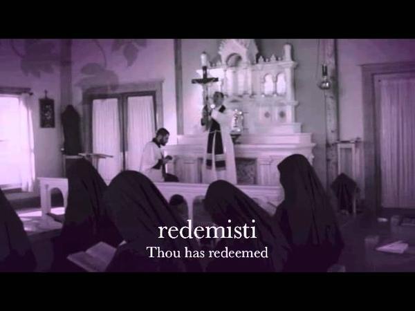 Benedictines of Mary- Jesu Salvator Mundi-Track 6 from LENT AT EPHESUS