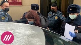 Суд за 4 минуты 50 секунд: как арестовали пресс-секретаря Навального за призывы к незаконной акции