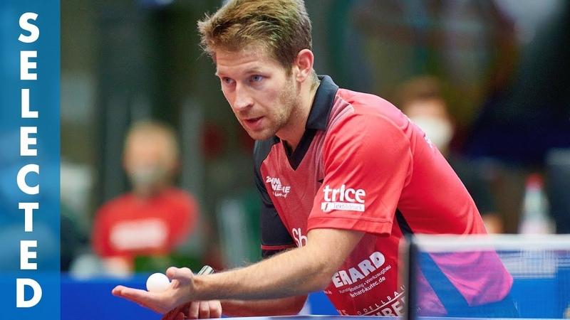 Bastian Steger vs Ricardo Walther TTBL Selected