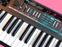 KORG POLY-800 Analog Synthesizer 1984 | CUSTOM PATCHES | DEMO