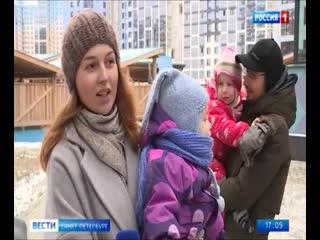 Александр Беглов инспектировал Василеостровский район