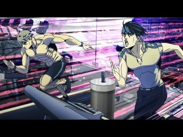 Thus Spoke Kishibe Rohan The Run OVA Trailer English Dub