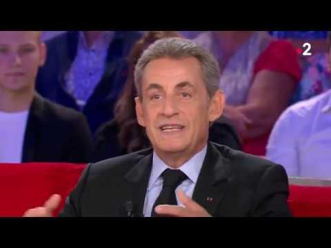 Vivement dimanche prochain Spéciale Nicolas Sarkozy 8 10 2019