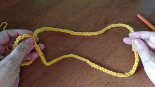 Небольшой, но полезный прием вязания - набор петель на вспомогательную нить