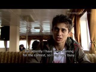 Meet Vahagn Margaryan from Armenia (2013 Eurovision Young Dancers)
