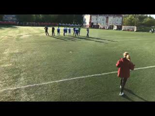 Ладья - Мотордеталь 1:2 IV Чемпионат Костромской области по футболу. Первая лига ()