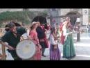 Средневековье пир