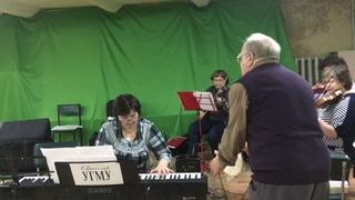 Оркестр УГМУ Неаполитанская тарантелла (аранжировка И. Иохов)