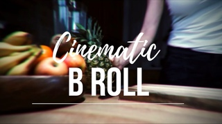 A CINEMATIC B ROLL   Making Smoothies   Sony a6300 + Sigma 30mm 1.4