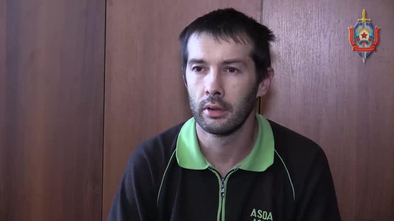 Сотрудники СБУ жестоко избили водителя такси чтобы склонить к сотрудничеству