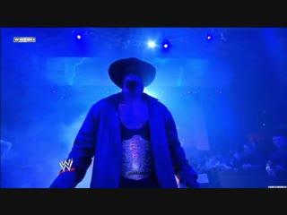 Undertaker, Kane, Cena ,Triple H vs. Edge, Orton, Guererro,JBL Raw