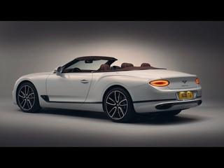 2019 Bentley Continental GT Convertible - first look (exterior, interior, driving)