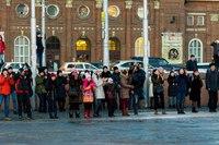Глобальный ёхор-2017 в Иркутске