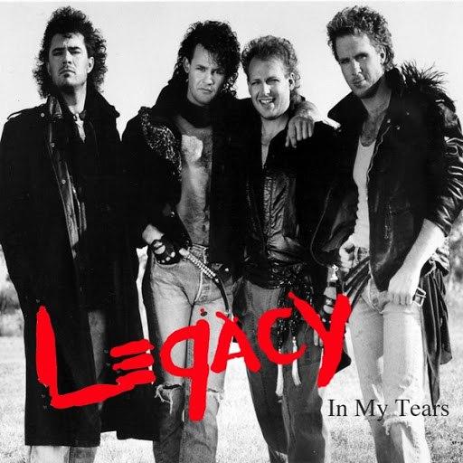Legacy альбом In My Tears