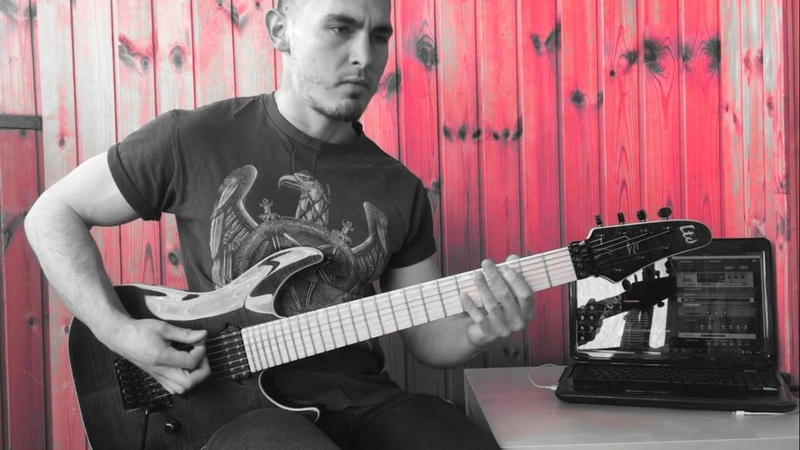 Revocation Only the Spineless Survive guitar cover