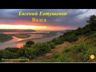 Евтушенко Е. Волга