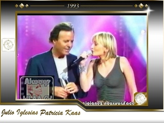 Patricia Kaas & Julio Iglesias - La Vie en rose 1993
