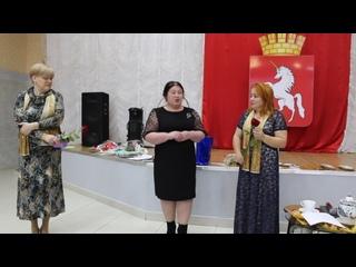 Творческий вечер Ольги Чудиновой и Марины Решетниковой. Часть 13. Светлана Тимофеева.