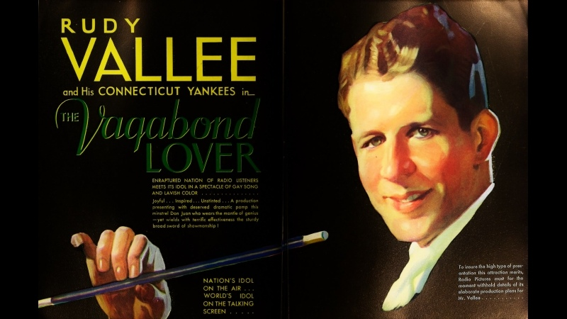 Влюблённый Прохвост Vagabond Lover 1929