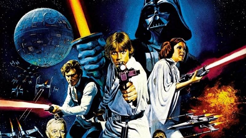 Звёздные войны Фантастика 1977 Советский дубляж