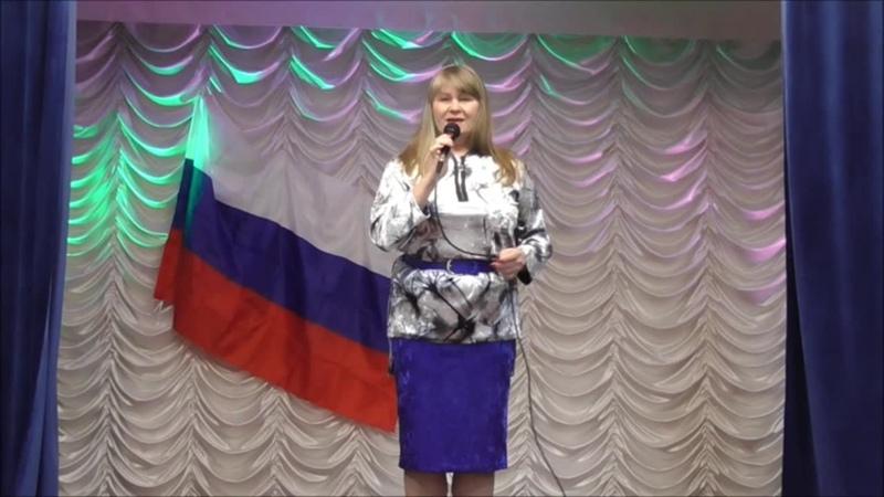 Видеопоздравление от библиотекаря сельской библиотеки д Издревая О Дементьевой