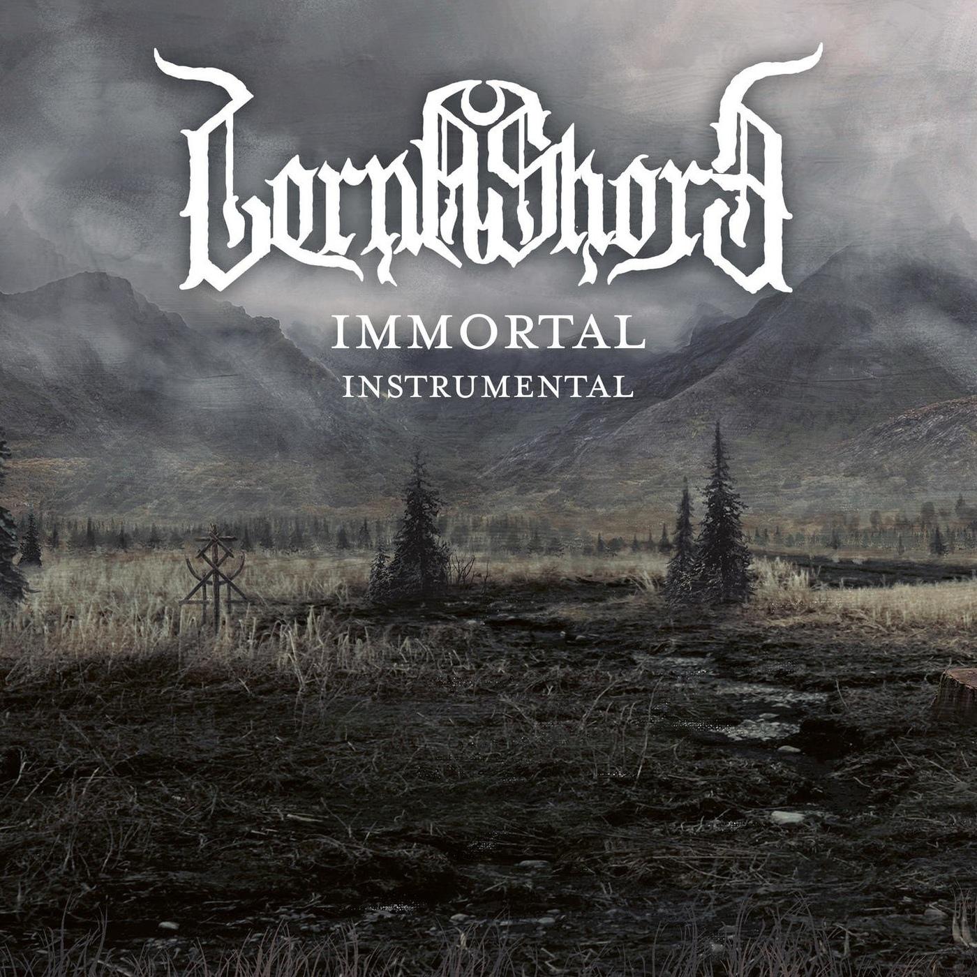Lorna Shore - Immortal (Instrumental) (2021)