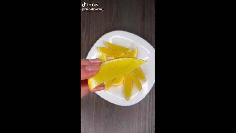 Мармелад апельсиновый