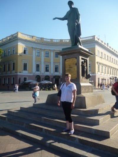 Ольга Лапаткина
