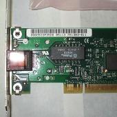 Сетевая карта Intel 721383-011 10/100 PCI