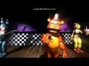 Мишка Фредди-5 ночей с Фредди