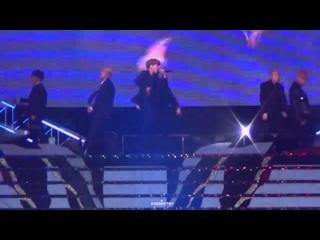 [FANCAM] 160424 BTS - RUN @ Power Of K concert